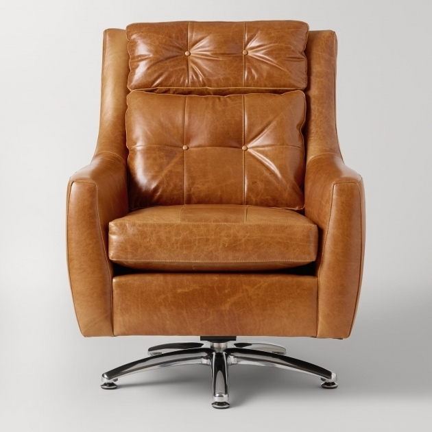 Swivel club chairs upholstered chair design for Swivel club chair leather