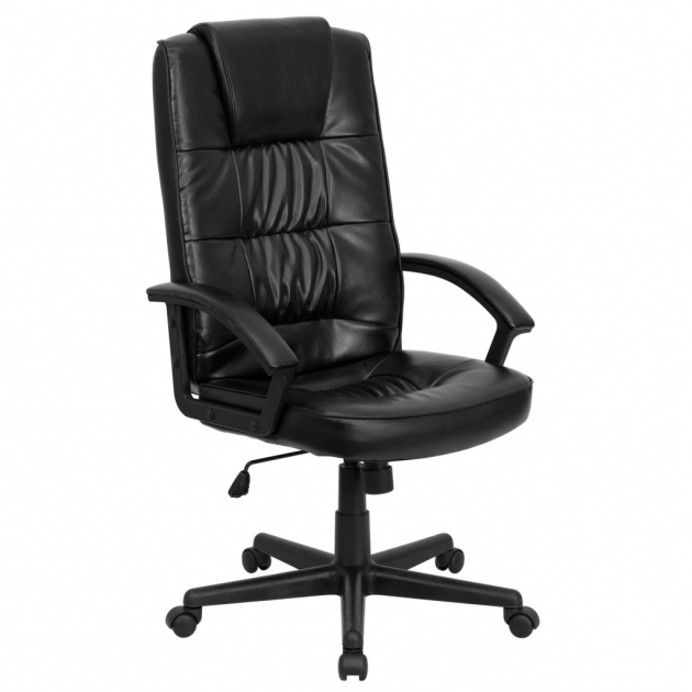 D91 Realspace Fosner High Back Bonded Leather Chair Picture 25