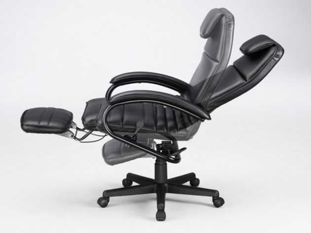 Executive Ergonomic Reclining Office Chair With Footrest For Back Pain Images 42