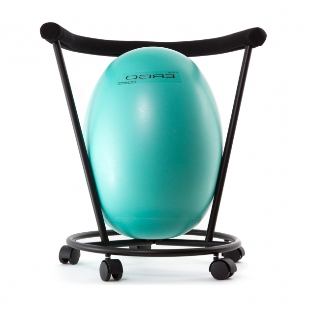 Balance Ball Chair Frame Only: A New Way Of Active Sitting With The Gaiam Balance Ball