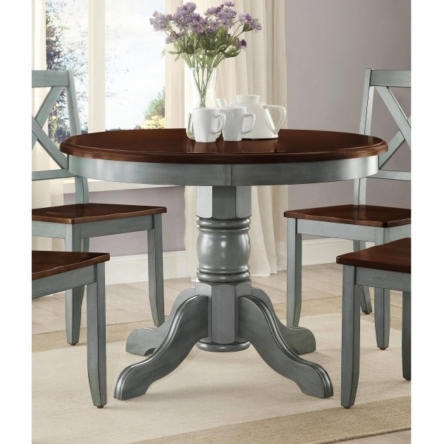 Gray Kitchen Table And Chairs Cambridge Place Dining Table Picture 07