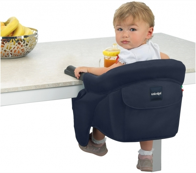 Inglesina Fast High Chair That Attaches To Table Black One Size Free Shipping Images 04