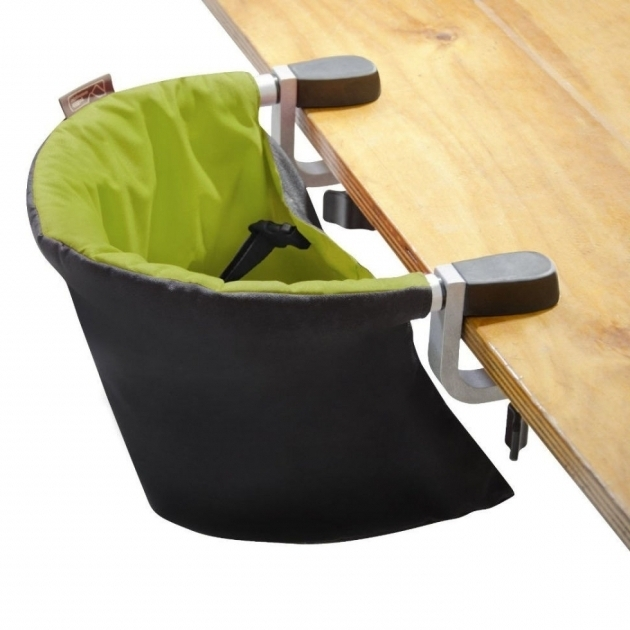 Mountain Buggy Pod Portable High Chair That Attaches To Table Pictures 61