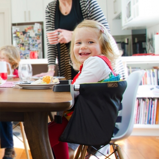Mountain Buggy Pod Potable High Chair That Attaches To Table Easily Clips Onto Most Tables Images