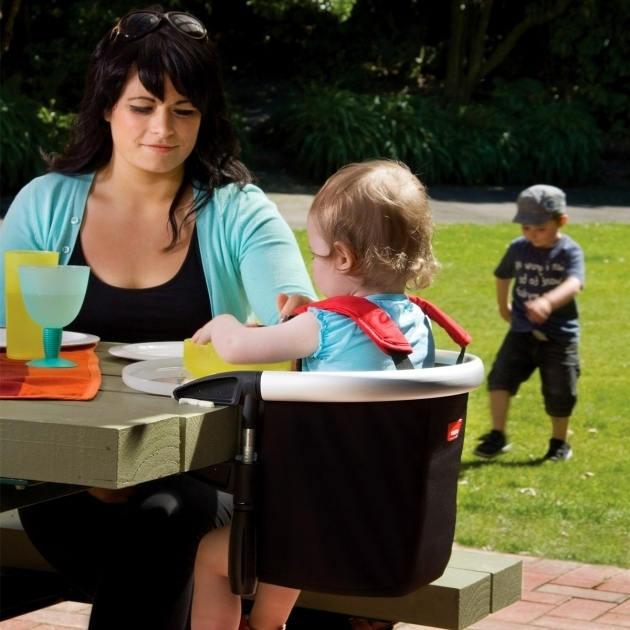 Phil Teds Lobster Portable High Chair That Attaches To Table Super Easy For Picnics Lifestyle Hero Images 72