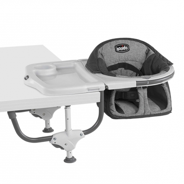 Rotating Hook High Chair That Attaches To Table Photo 68