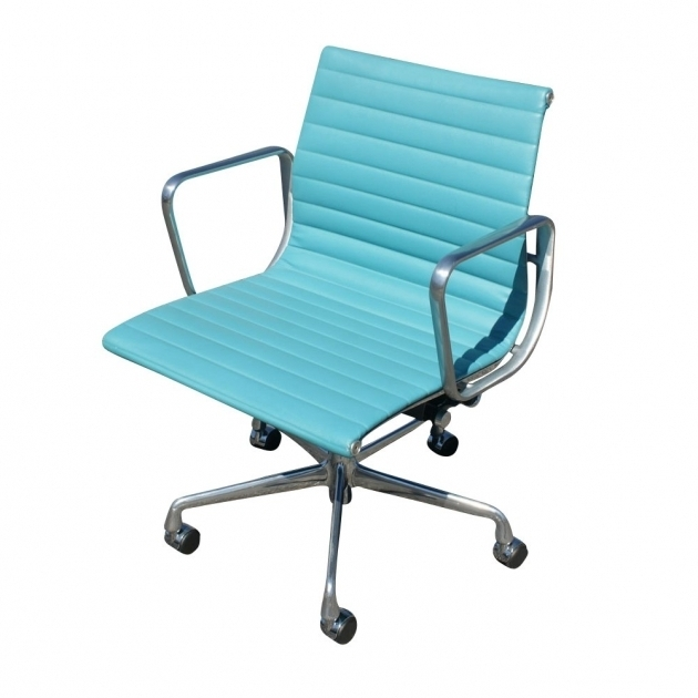 Teal Office Chair For Decoration Image 33