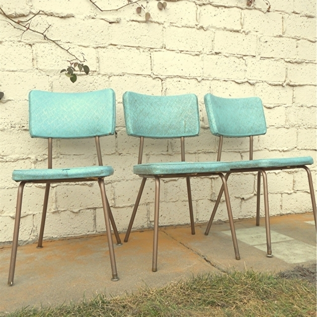 Vintage Turquoise Kitchen Chairs Vinyl Ideas Images 41
