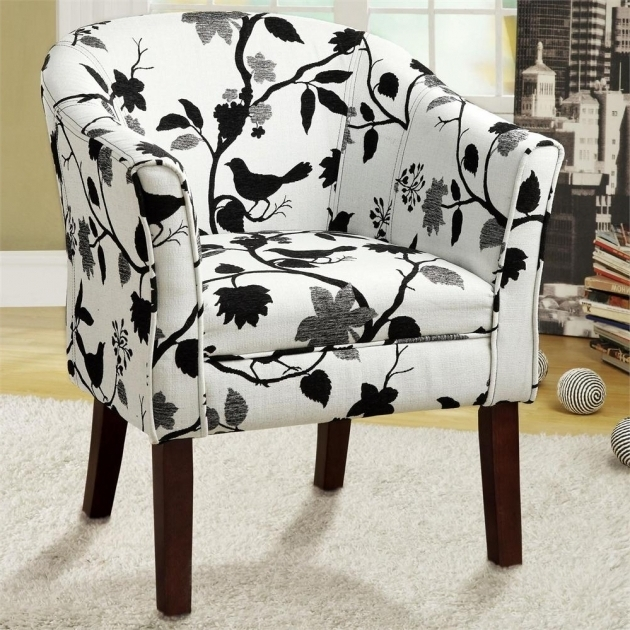 Cheap Accent Chairs Under 100 With Arms Flower Patterned Images 95