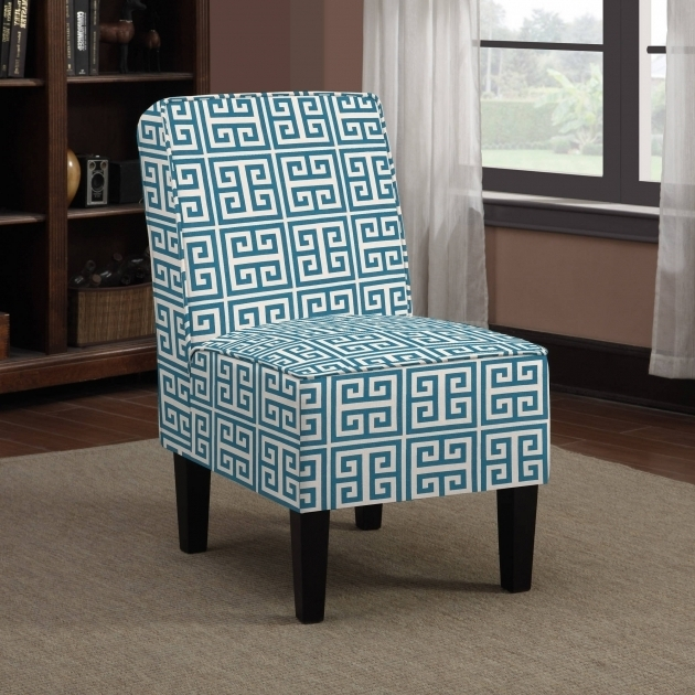 Dani Armless Narrow Accent Chair Multiple Colo Picture sho50
