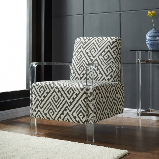 Gray And White Accent Chairs 403 261ACR 2 14  Image 57