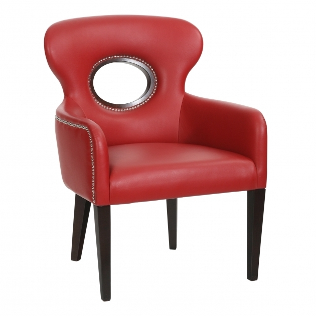 Queen Victoria Wing Red Accent Chairs With Arms Under 100 Cheap Picture 58