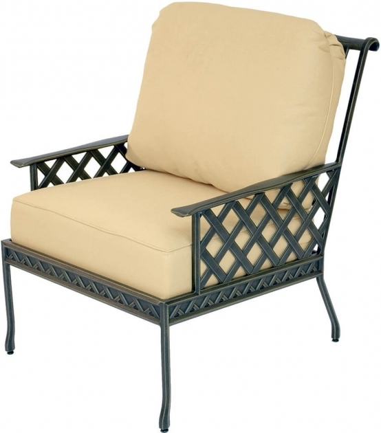 Savannah Club Chair Windham Armchair In Cast Aluminum Photos 35