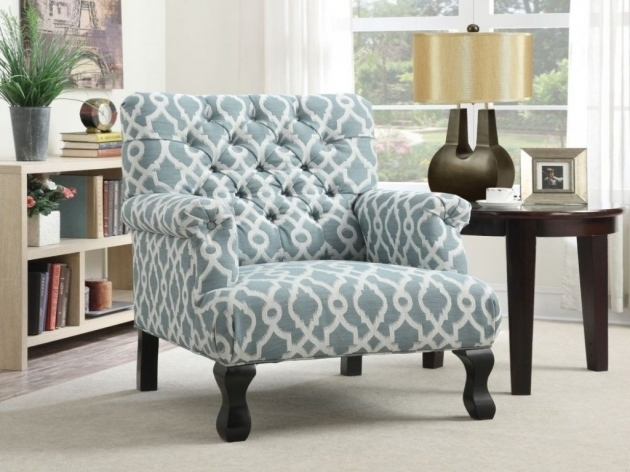Traditional Gray And White Accent Chairs With Tufting Design Ideas Picture 79
