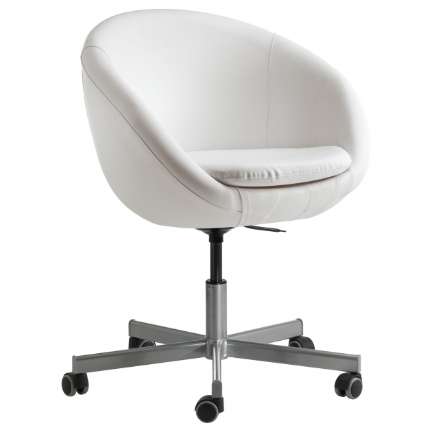 Cute Office Chairs White Ikea Images 54