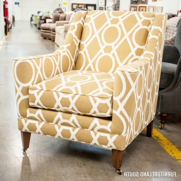 Retro Yellow And Grey Accent Chair Pictures 44