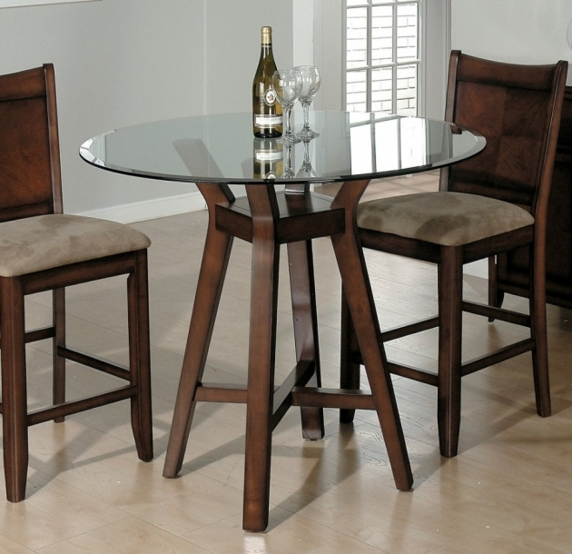 Small Kitchen Table With 2 Chairs Saucers Padded Floor Coastal Dining Set Pictures 33