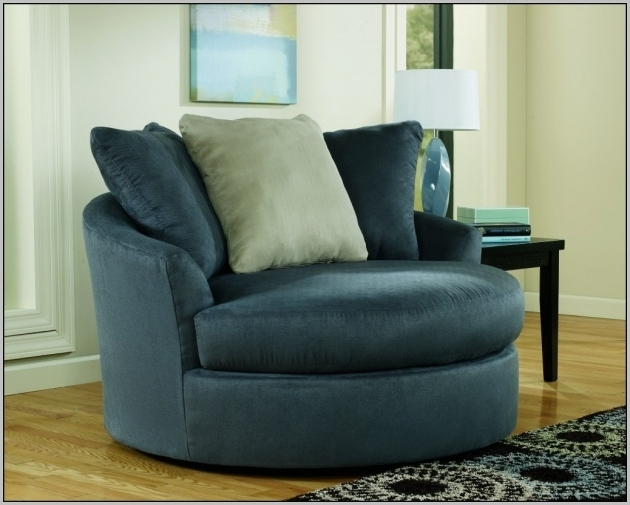 Ikea Accent Chair Round Swivel Cuddle Chair Photo 07