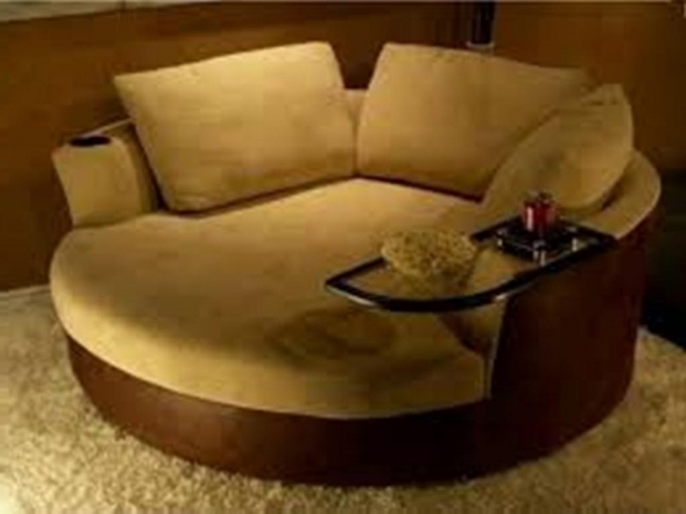 Snuggle Seat Cuddle Couch Furniture Round Swivel Cuddle Chair Picture 03