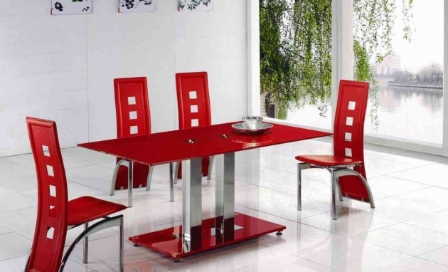 Modern Ashley Red Chairs Furniture Dining Room Sets With Red Luxury Dining Room Chairs Picture 53