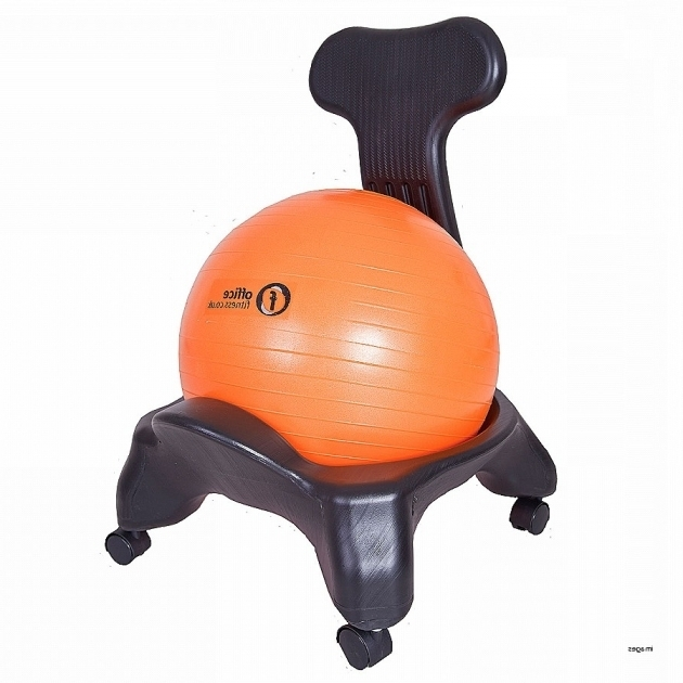 Exercise Ball Office Chair 2019