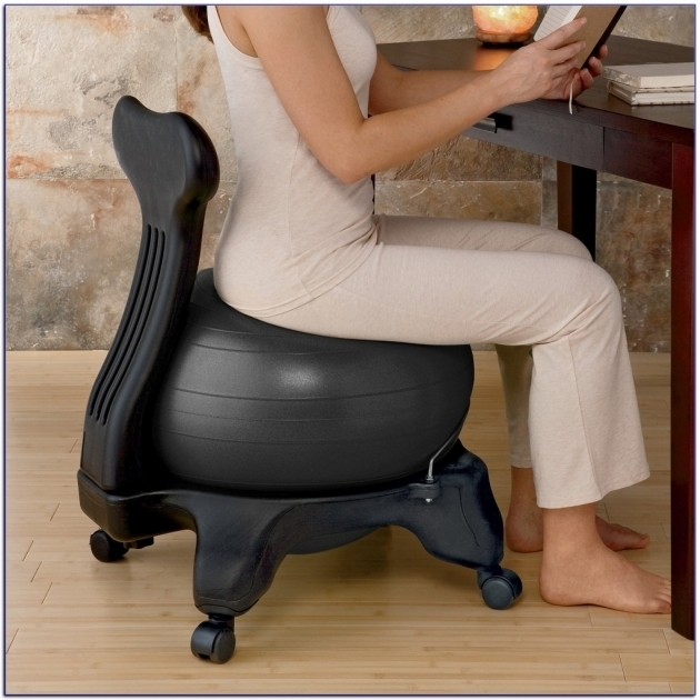 Ergonomic Exercise Ball Office Chair New Ball Chairs Balance Photos 47