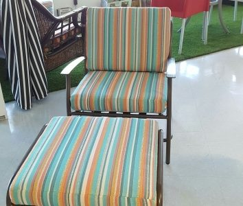 Custom Patio Chair Cushions