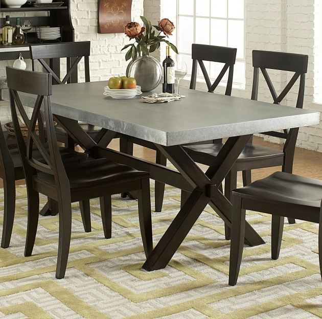 Amazing Rectangle Kitchen Table And Chairs Pic