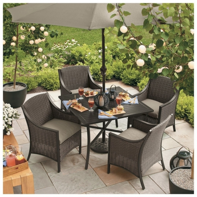 Amazing Threshold Patio Chairs Pictures