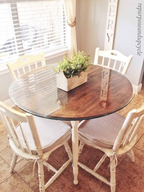 Astonishing Chalk Paint Kitchen Table And Chairs Photos