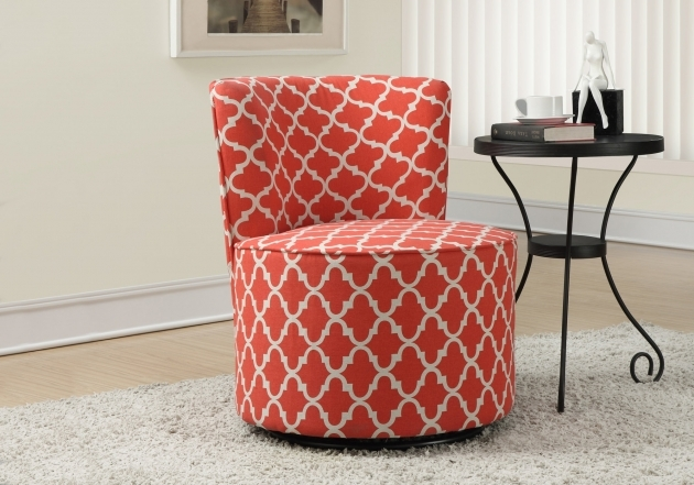Astonishing Coral Accent Chair Ideas