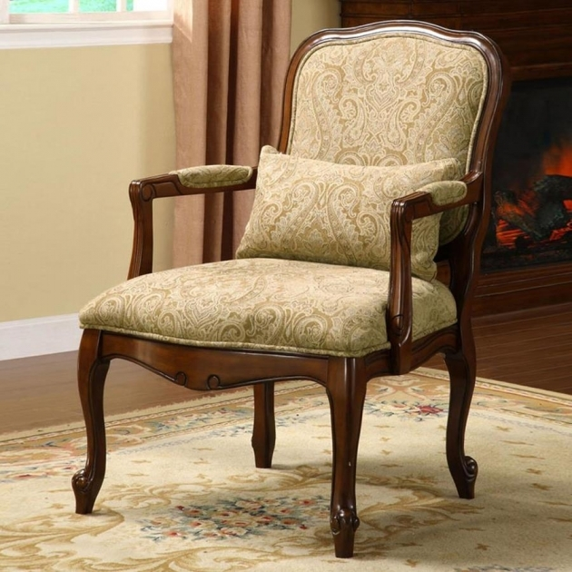 Astonishing Victorian Accent Chair Photos