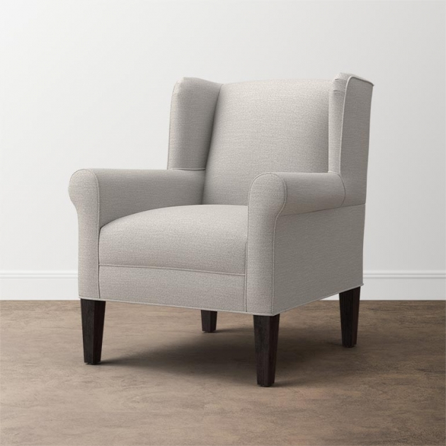 Attractive Upholstered Accent Chairs With Arms Photos
