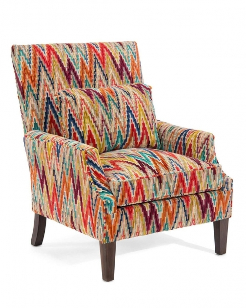 Awesome Colorful Accent Chairs Photo