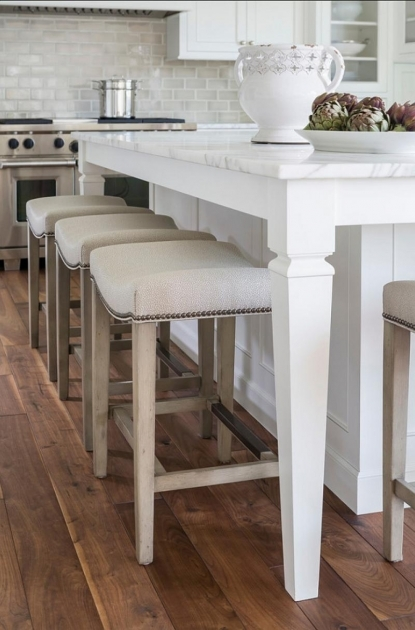 Awesome Kitchen Island Chairs With Backs Images