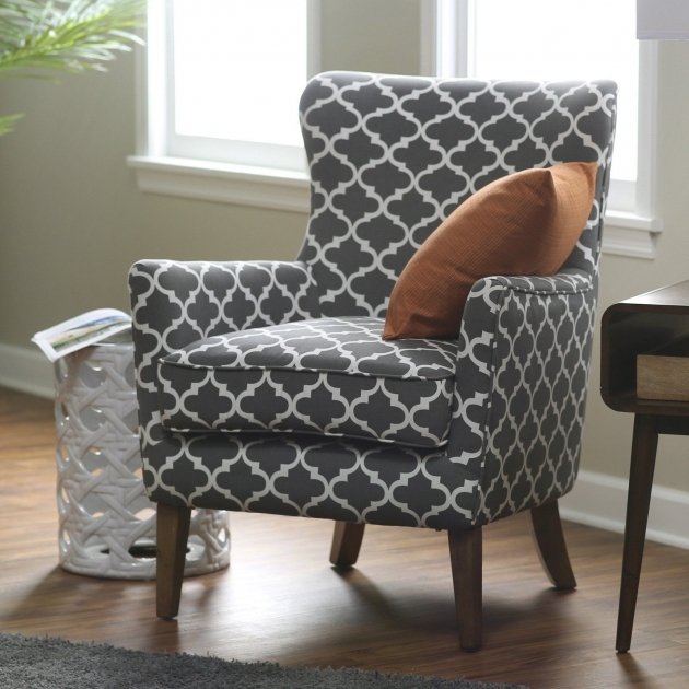 Awesome Printed Accent Chairs Pics