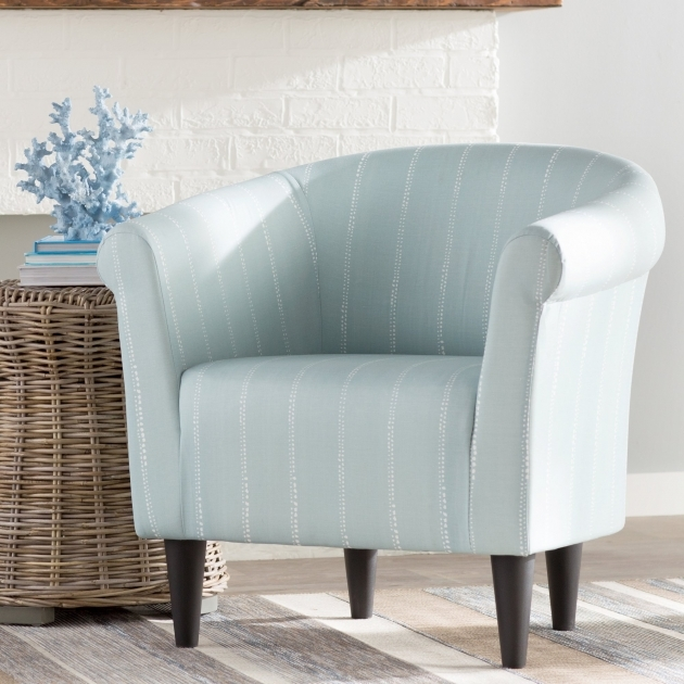 Awesome Small Leather Accent Chairs Pictures