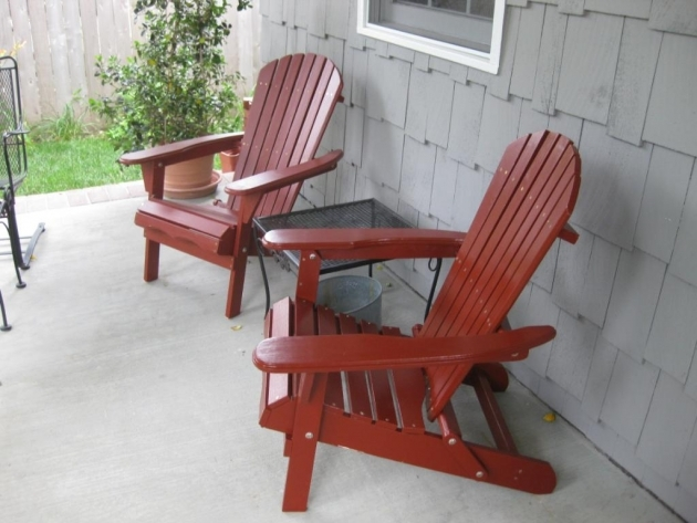 Best Living Accents Folding Adirondack Chair Picture
