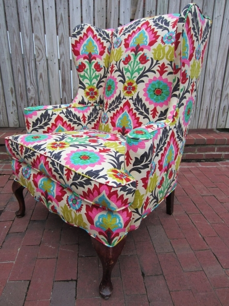 Classy Bright Accent Chairs Ideas