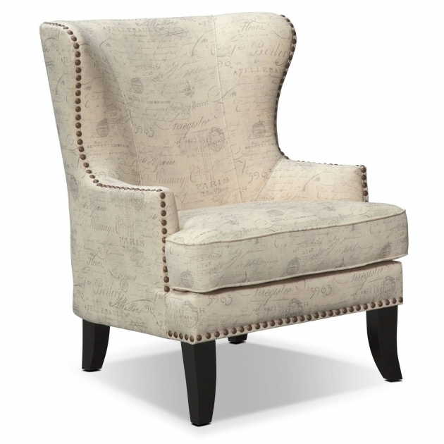 Classy Cream Colored Accent Chairs Images