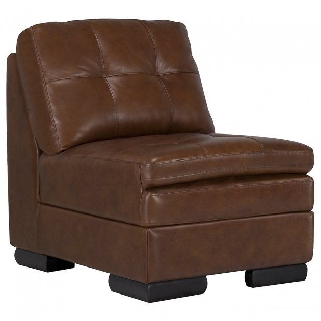 Classy Small Leather Accent Chairs Photos