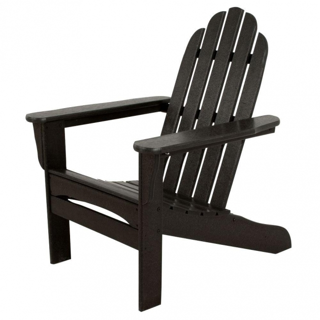 Contemporary Black Resin Patio Chairs Pics
