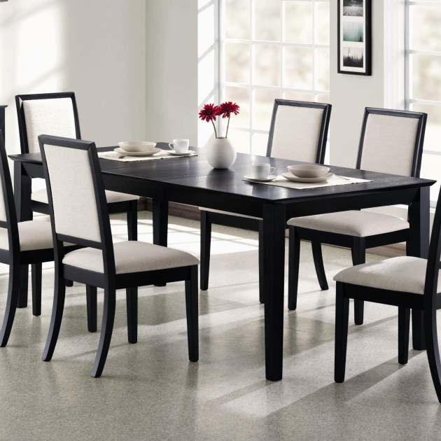 Contemporary Rectangle Kitchen Table And Chairs Ideas