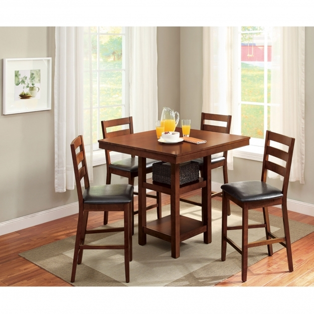 Contemporary Walmart Kitchen Table Chairs Picture