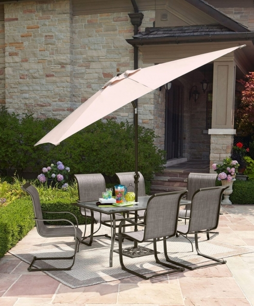 Elegant Walmart Patio Table And Chairs Image