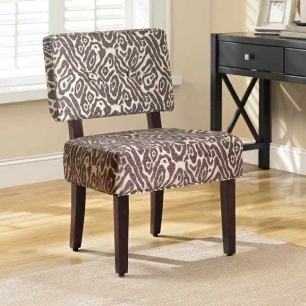 Fantastic Animal Print Accent Chairs Pic