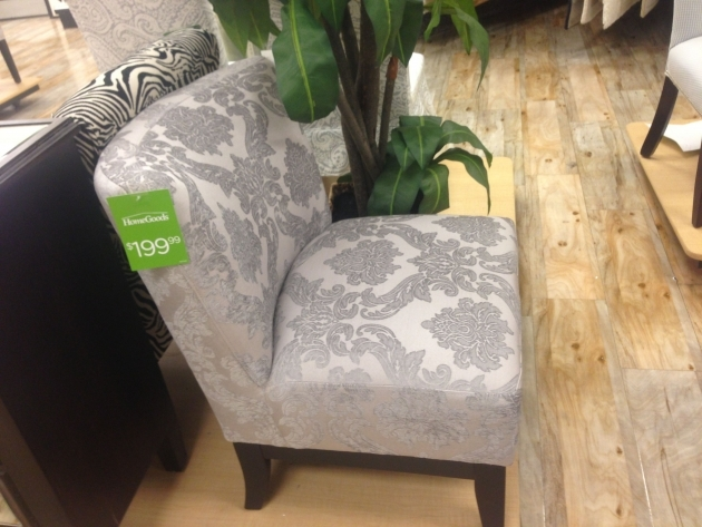 Fantastic Damask Accent Chair Photo