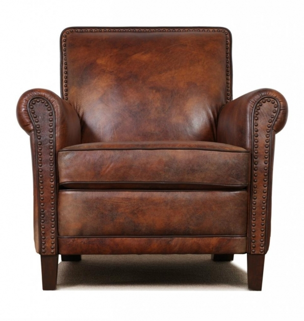 Fantastic Leather Accent Chairs With Arms Photo