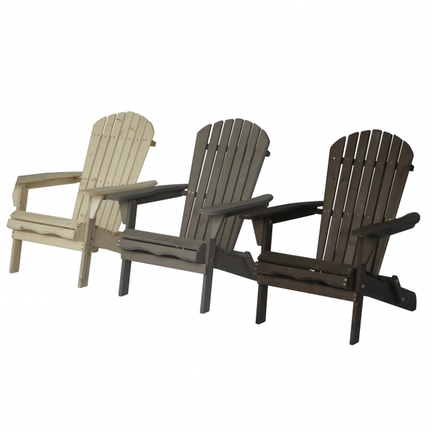 Fantastic Living Accents Folding Adirondack Chair Photo