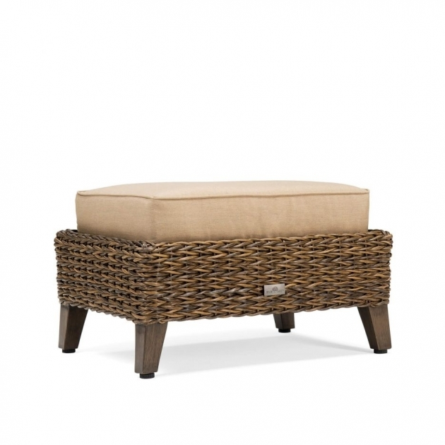 Fantastic Patio Chair With Hidden Ottoman Images